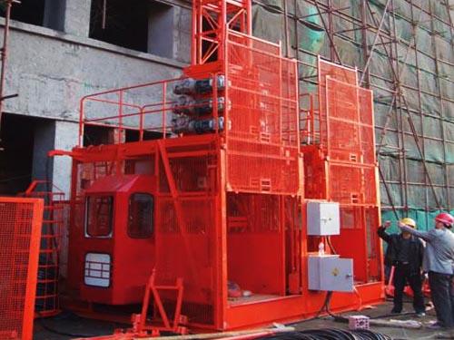 施工电梯3