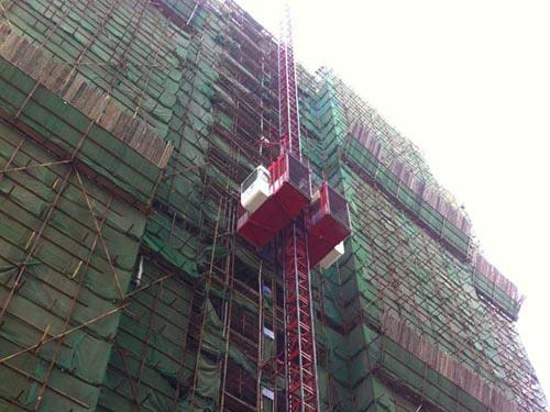 施工电梯6